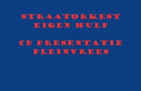 Nieuwe CD presentatie