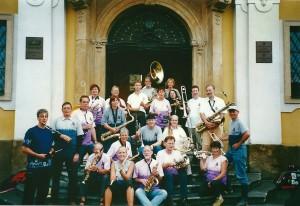 2001 Tjechië