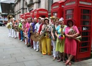 rij voor telefooncellen 9