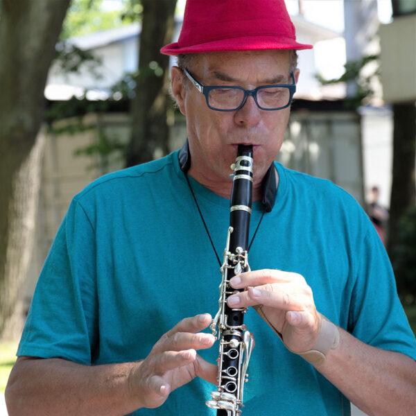 Aart klarinet