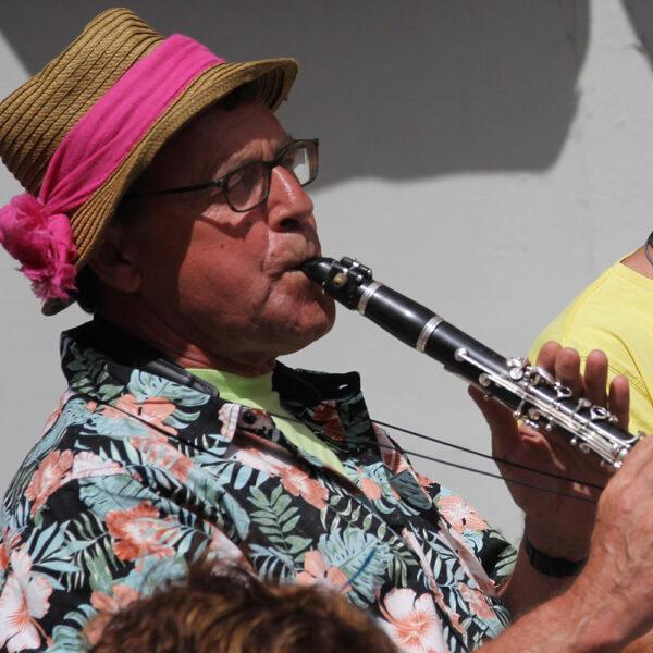 Jan klarinet