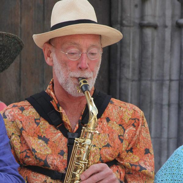 Joep alt saxofoon