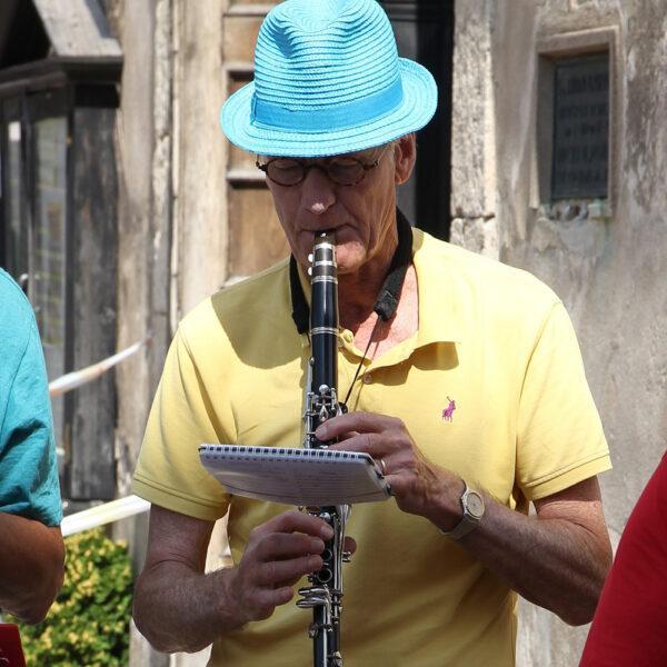 Leo klarinet