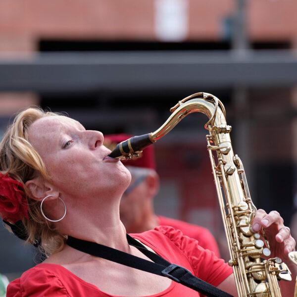 Maaike tenor saxofoon