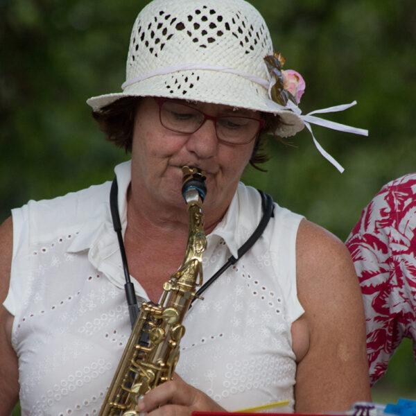 Maria alt saxofoon