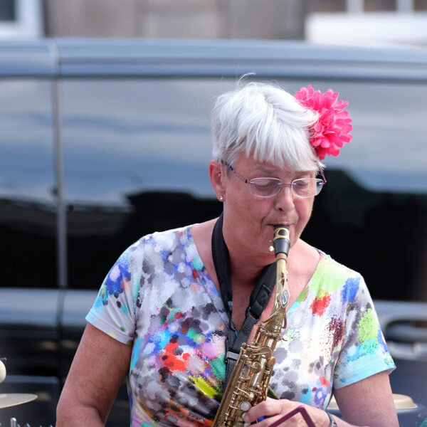 Marijke alt saxofoon