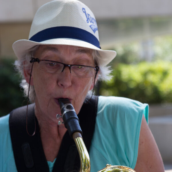 Martine bariton saxofoon