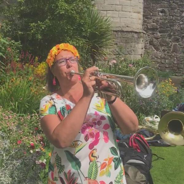 Saskia trompet
